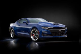 Limited Edition 2019 1,000-Horsepower Yenko Camaro Now Available