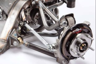 New Independent Rear Suspension Designed For Classic Muscle Cars
