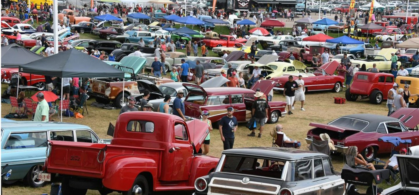 Raleigh Car Show >> The Goodguys Schedule For The 2019 Show Season Is Announced