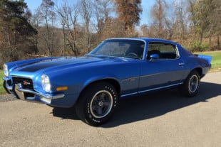 Home-Built Hero: Bill Dees' '73 Camaro Is A True Fun-Machine