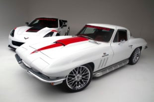 Dream Giveaway Offers Two Iconic Corvettes