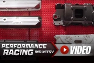 PRI 2018: Racing Power Fabricated Intake Manifolds for SBC & LS