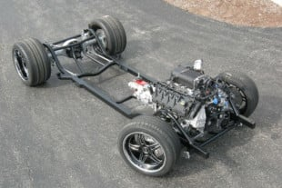 Schwartz Performance Talks G-Machine Chassis Tech