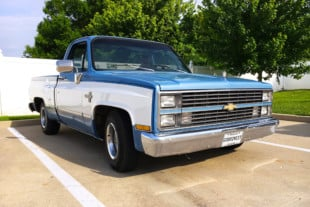 The Ultimate Suspension Solution for '73-'87 Chevy C10 Square Bodies