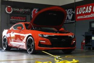 Pony Wars 2: A Look At Team Vengeance's Camaro Build