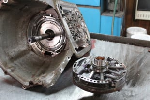 Throwback Thursday: Rebuilding A 4L80E Transmission