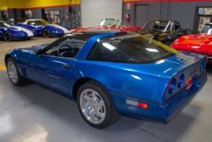 Corvette Mike Offers This Low-Mileage Collection Of Corvettes