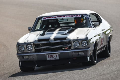 Mike Owens' '70 Chevelle Is Threat On The Track And Street