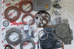 Performance Automatic's Max And Pro Max Performance Kits