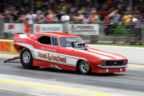 The Time Warp Nationals: The 2019 Holley National Hot Rod Reunion