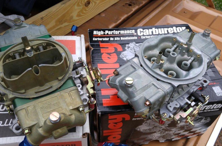 Throwback Thursday: Buying A Used Holley Four-Barrel Carburetor