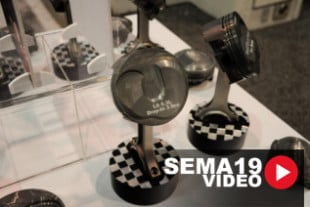 SEMA 2019: MAHLE's New Pistons For A New Style Of Horsepower