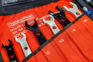 SEMA 2019: Redhorse Performance's Striking AN Wrenches