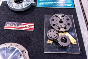 SEMA 2019: Getting Timing Right With Gear Drives From Milodon