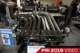 PRI 2019: 2,000HP V16 Engine Held Together With ARP Bolts