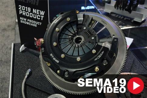 SEMA 2019: Tilton Engineering's New ST-246 Twin-Disc Clutch