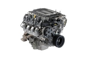 Ohio Speed Shops Introduces LT4 S/C Engine With 4L75E Package