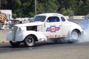 American Pie: What Better Name For A '37 Chevy Gasser Passion