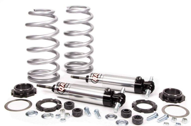 Installing QA1's Pro Coil Shock System Is A Simple At-Home Upgrade