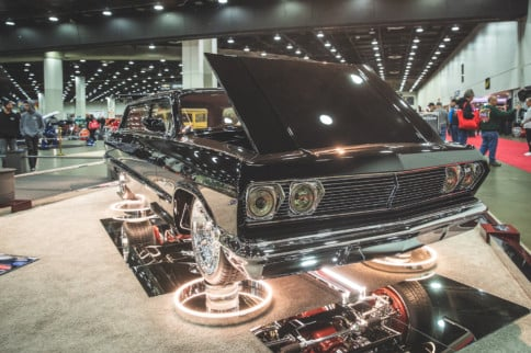 Show Cars Automotive's 1963 Chevy Wagon Wins 2020 Ridler Award