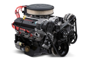 The SP383 Continues The 65-Year Legacy Of The Small Block Chevy V8