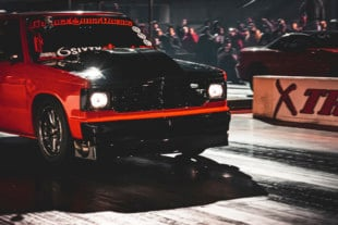 Red Savage: 1,800 Horsepower Turbo LS-Powered S-15 Truck