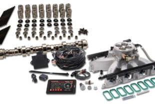 Edelbrock and COMP Release Kits To Make Your LS Swap Easier