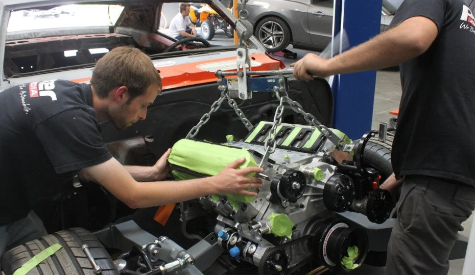 Throwback Thursday: Build Your Next Engine Or Buy One In A Crate?