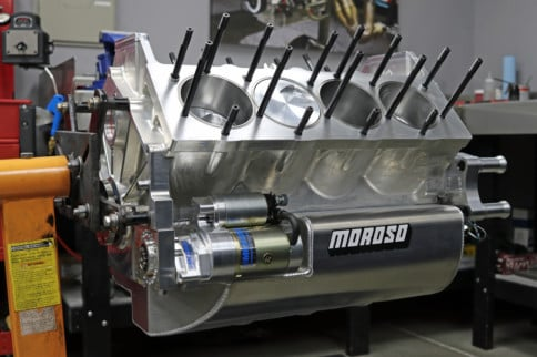 Seeing Red: Pro Line And Dart Team Up On A Brand New Engine Design