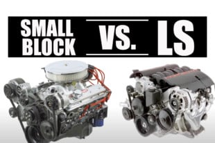 Why The LS Is Superior To The Small-Block Chevy