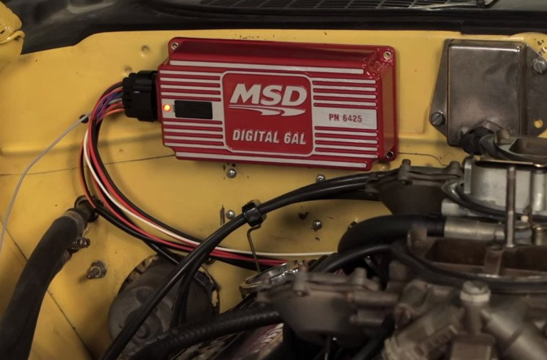 Tech Time: How To Install A MSD Digital 6AL Ignition Box