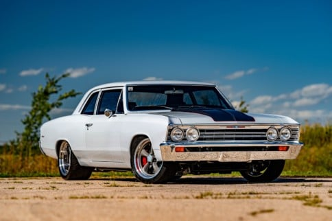 This '67 Chevelle Might Be The Perfect Cruiser And Corner Carver