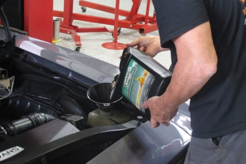 A Better Option For Engine Coolant In Your Car Doesn't Include Water