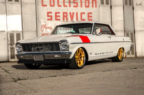 Building A '65 Nova To Do Battle On The Show Field And The Highway