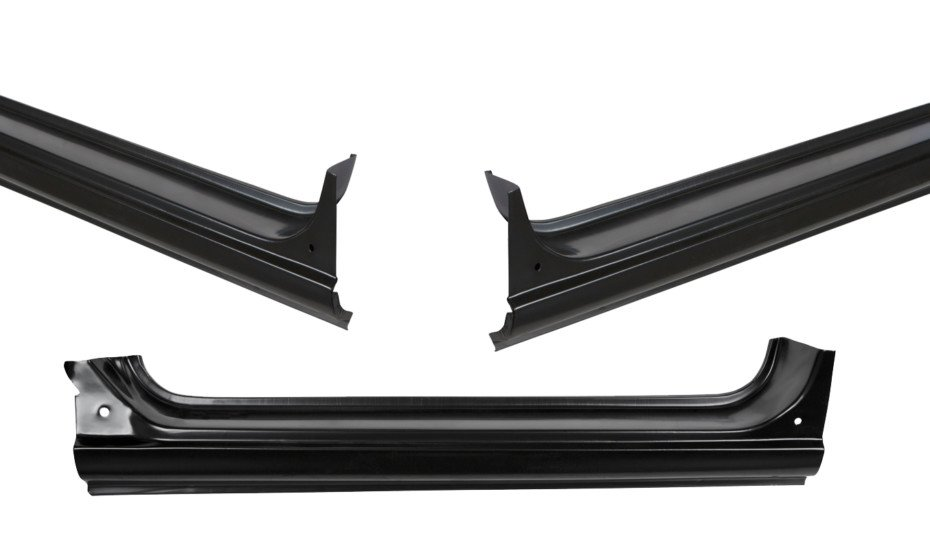 New '67 Through '72 Chevy And GMC Truck Outer Rocker Panels