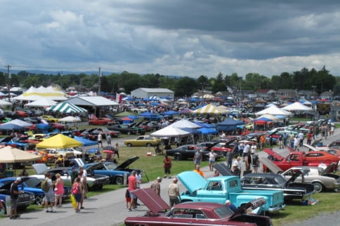 5 Of The Coolest Rides Found At The Carlisle GM Nationals