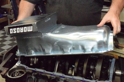 Finding An Oil Pan To Fit A Big-Inch Stroker Big-Block