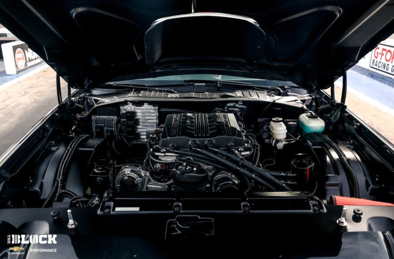 Chevrolet Pulls The Plug On Another High-Horsepower Crate Engine