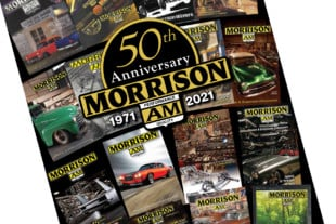 Looking For A New Chassis? Check Out The Latest Art Morrison Catalog