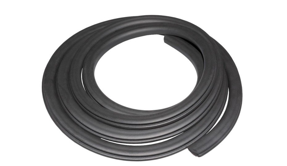 New Product: Steele Rubber Products' Peel-N-Stick Trunk Weatherstrip
