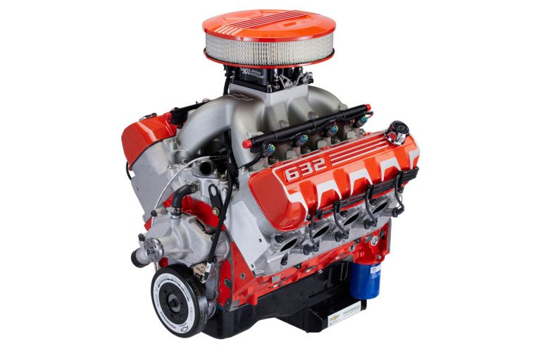 """Chevrolet Goes Big With New 1,000 HP 632"""" Big-Block Crate Motor"""