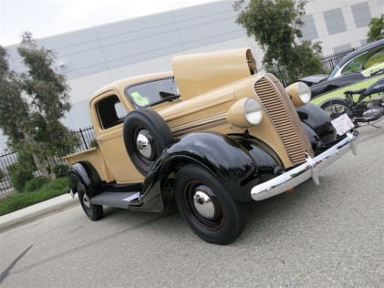 1937 Dodge MC pickup