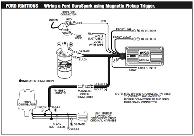 Wiring Diagram For Msd 6al : Msd s newest al takes conventional ignitions into the